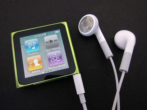 Обзор iPod nano 6