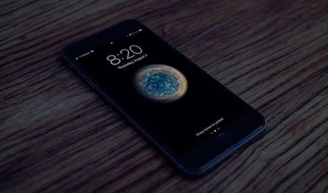 Как поменять обои на iPhone