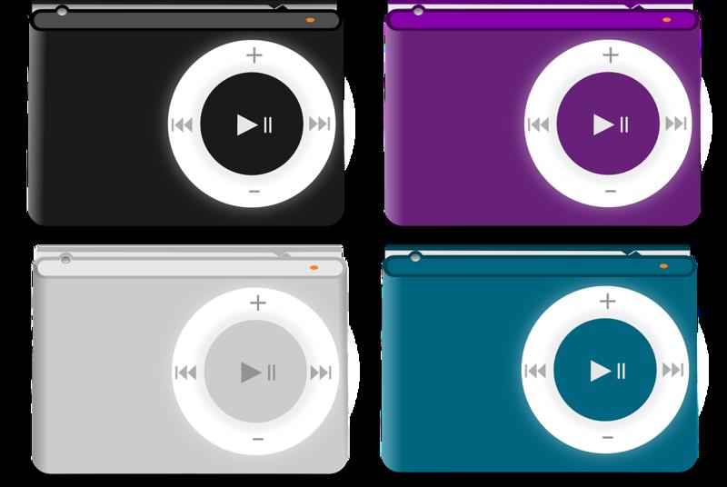 Все модели iPod: от первого до последнего поколения