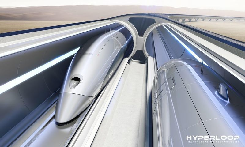 Фантастика: у Apple будет собственный Hyperloop