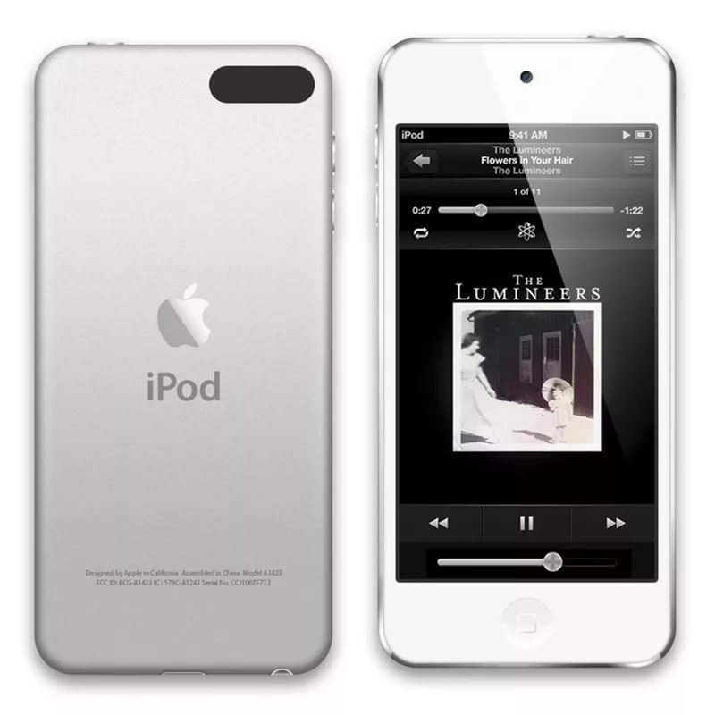 Обзор iPod Touch 5