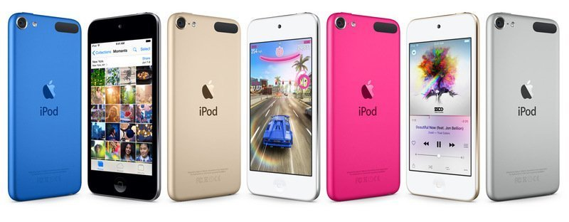 Обзор iPod Touch 6