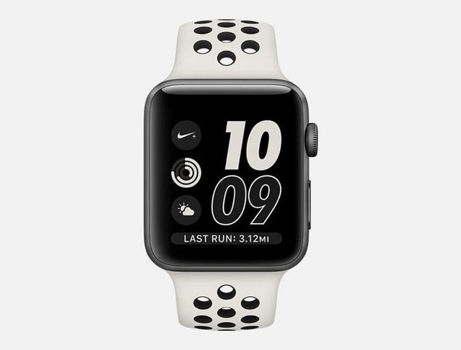 Apple и Nike выпустили Apple Watch NikeLab