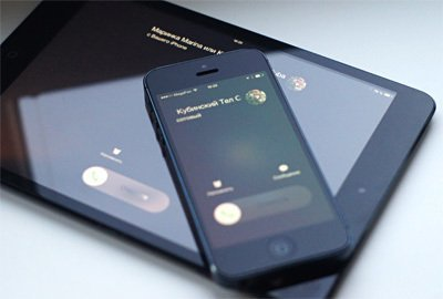Как звонить с iPad через iPhone в iOS 8