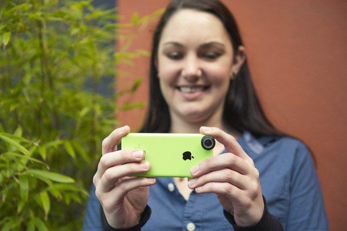 приложение на айфон объектив фото котором найдете