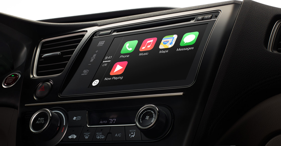 Более 200 автомобилей поддерживают CarPlay