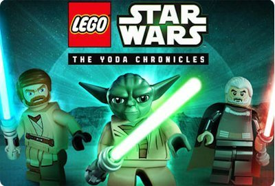 LEGO STAR WARS™ THE YODA CHRONICLES - мастер Йода на iOS [Free]
