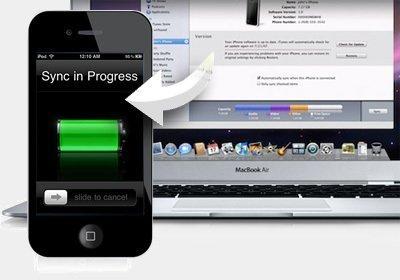 Как синхронизировать iPhone с компьютером: все способы