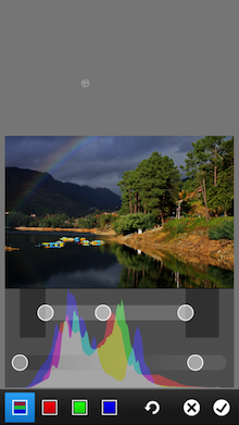 Photoshop Touch - фотошоп для iPhone