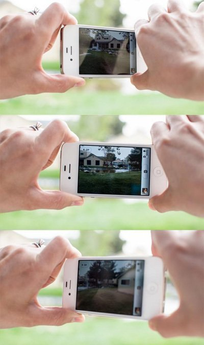 как правильно делать фотографии на телефоне мебели недостаточно
