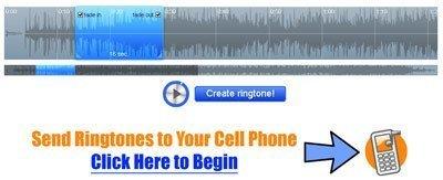 Как сделать рингтон для iphone - обзор 5 онлайн сервисов для создания рингтонов