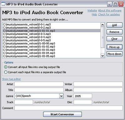 Как сделать аудиокнигу для iphone фото 502