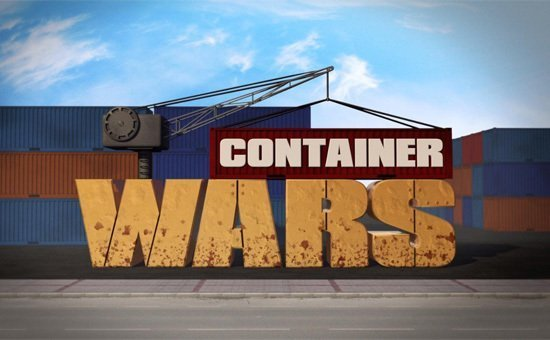 «Wars for the containers» – битвы за контейнеры [Free]