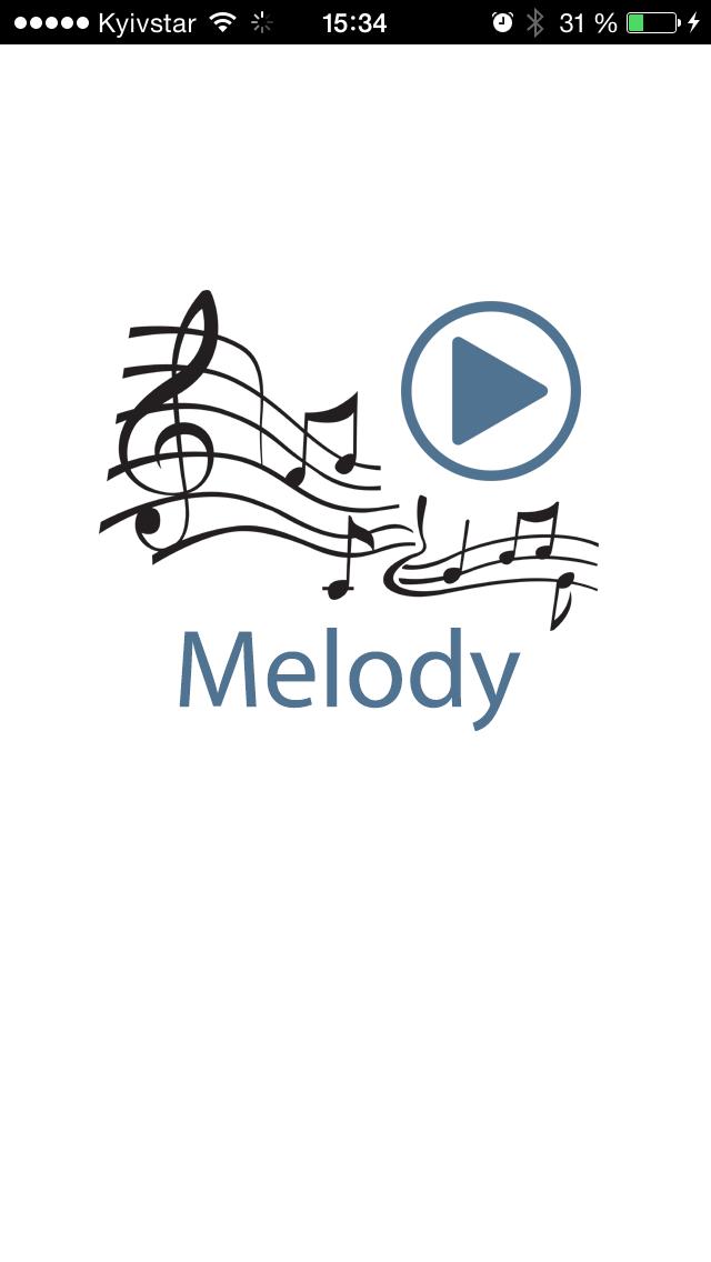 Как авторизироватьсч в melody player