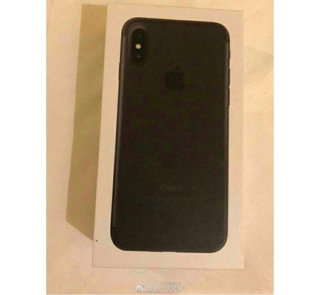 упаковка iphone 8