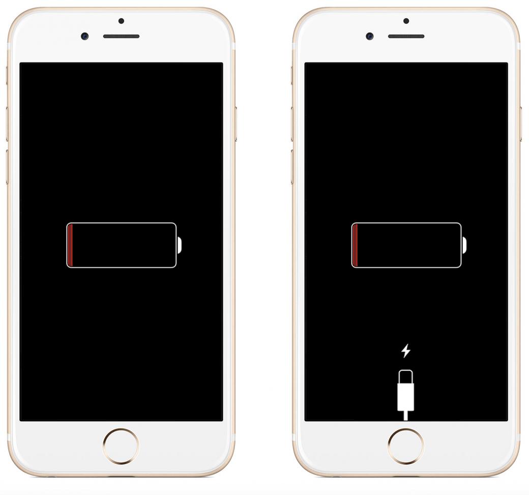 не идет зарядка на айфон 5 s
