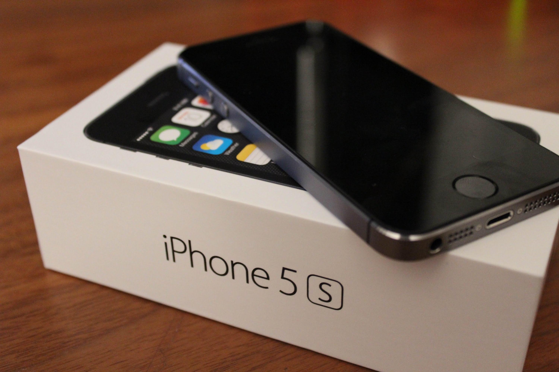 ремонт кнопки home iphone 5s