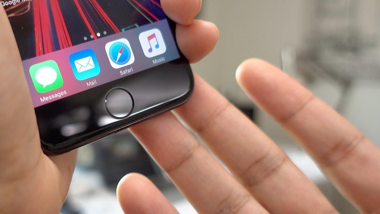 Распространенные причины, почему в Айфоне 7 не работает Home