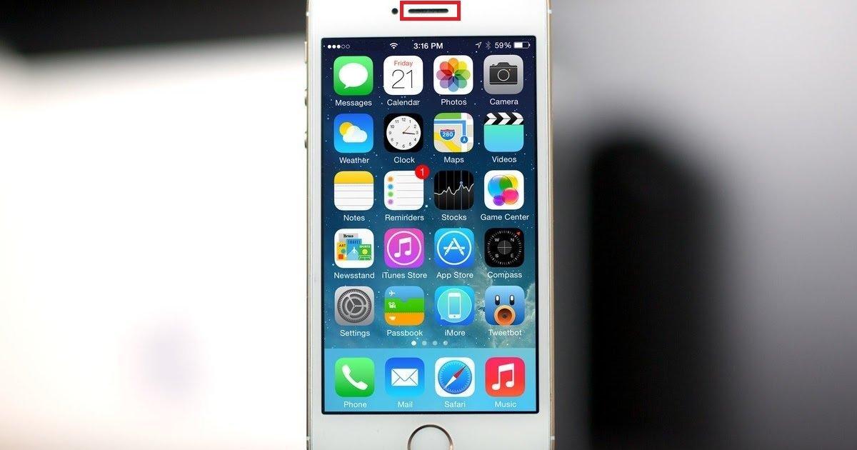 Плохо слышно собеседника на iPhone 5, 6, 7