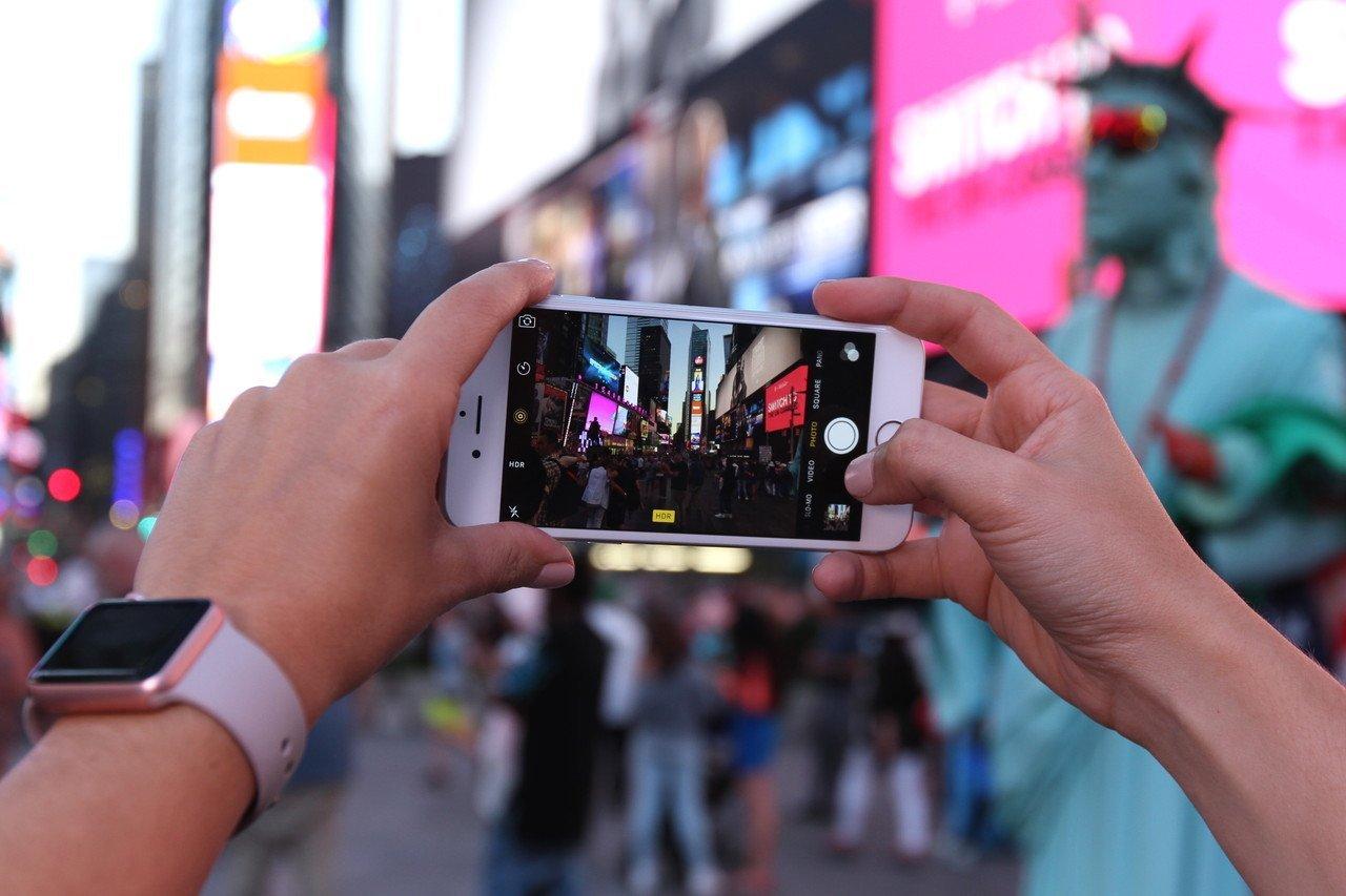 лайф фото на айфон 6 как сделать