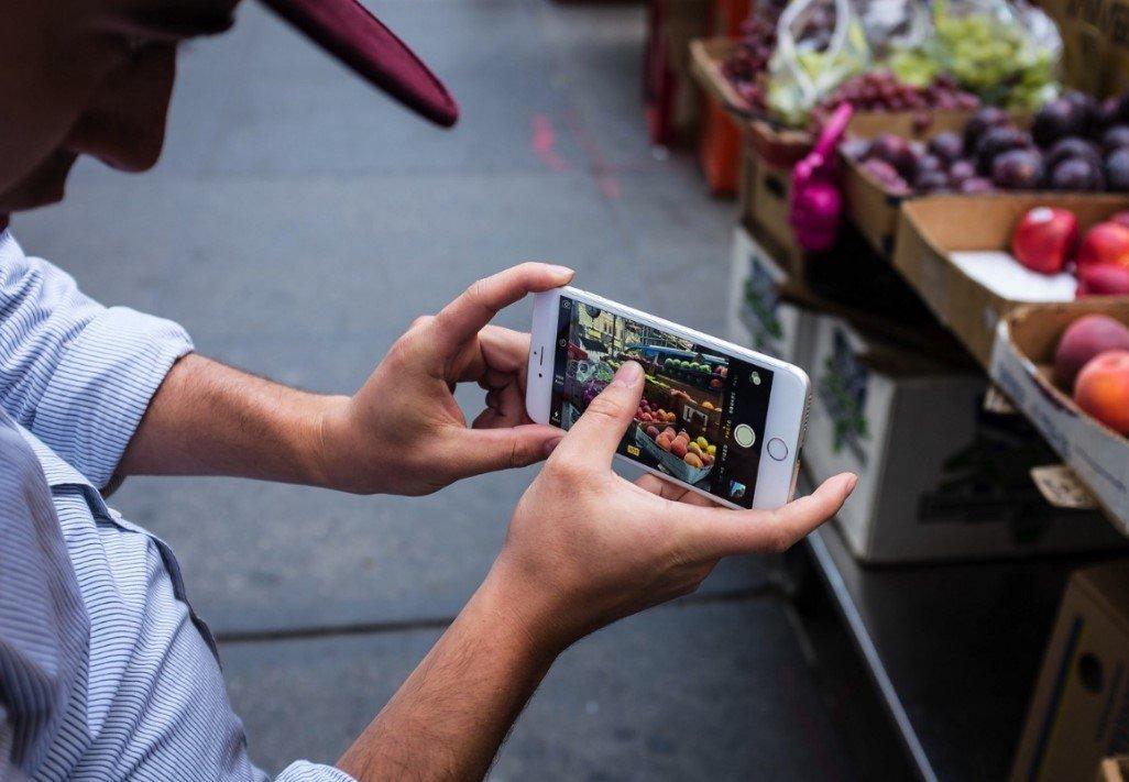 как отключить лайф фото на айфон