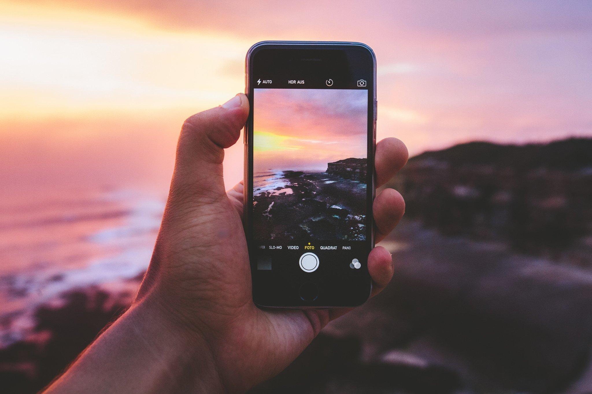 как отключить лайв фото на айфоне
