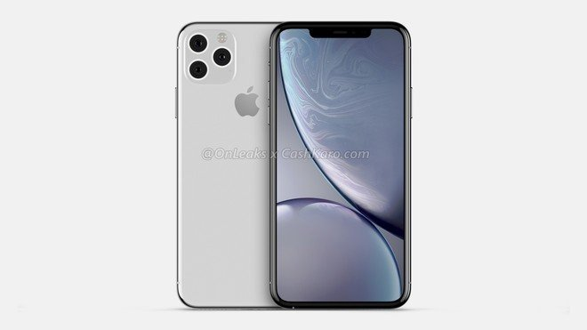 У iPhone XR 2 будет
