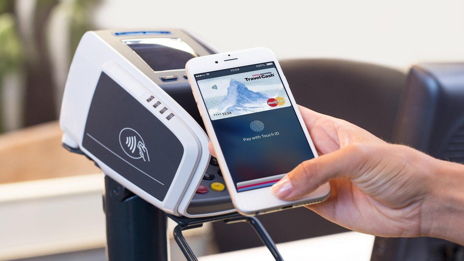 как пользоваться apple pay на iphone 7