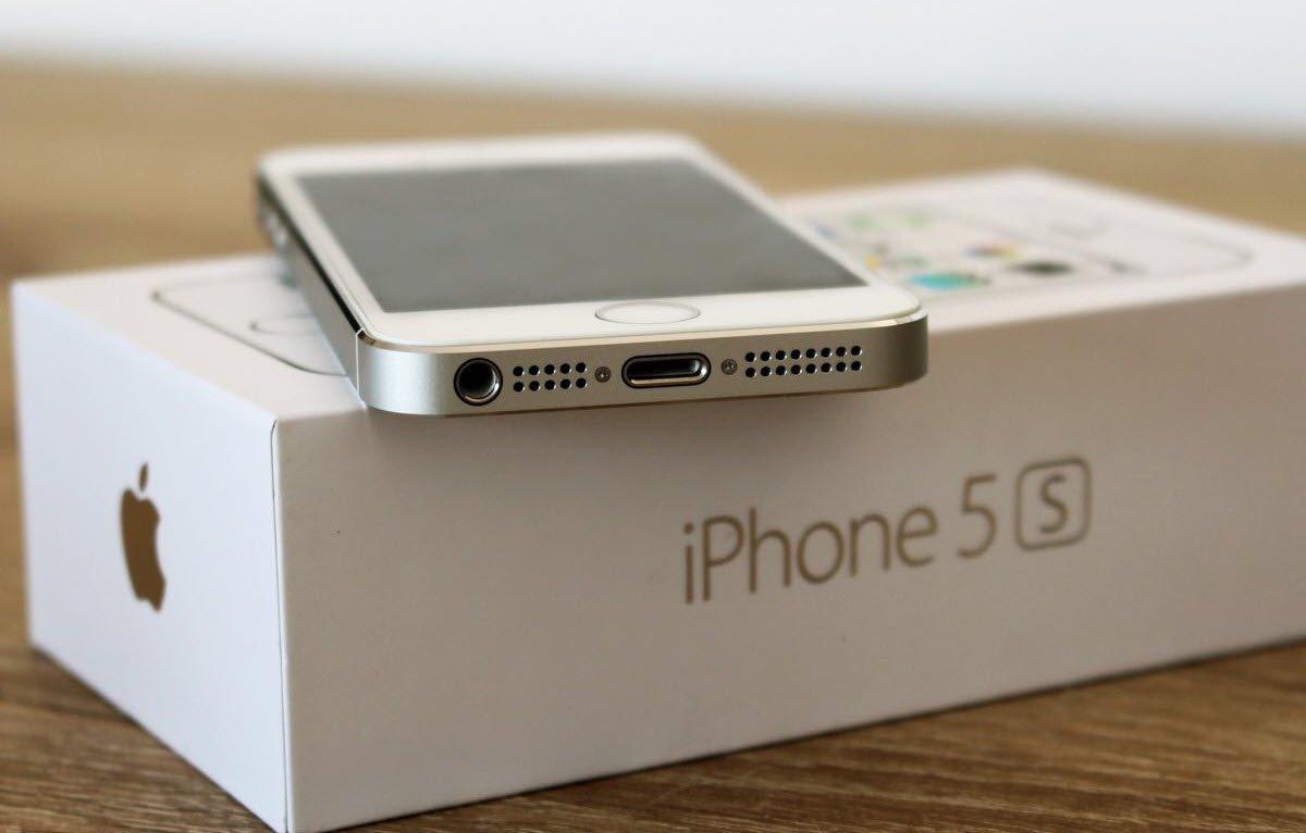Модуль NFC в iPhone 5S: есть или нет?