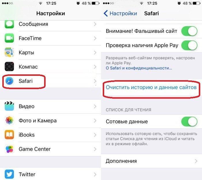 Стереть контент и настройки iPhone: что это значит, сброс, если забыл пароль