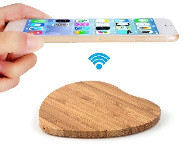 поддерживает ли iphone 6s беспроводную зарядку