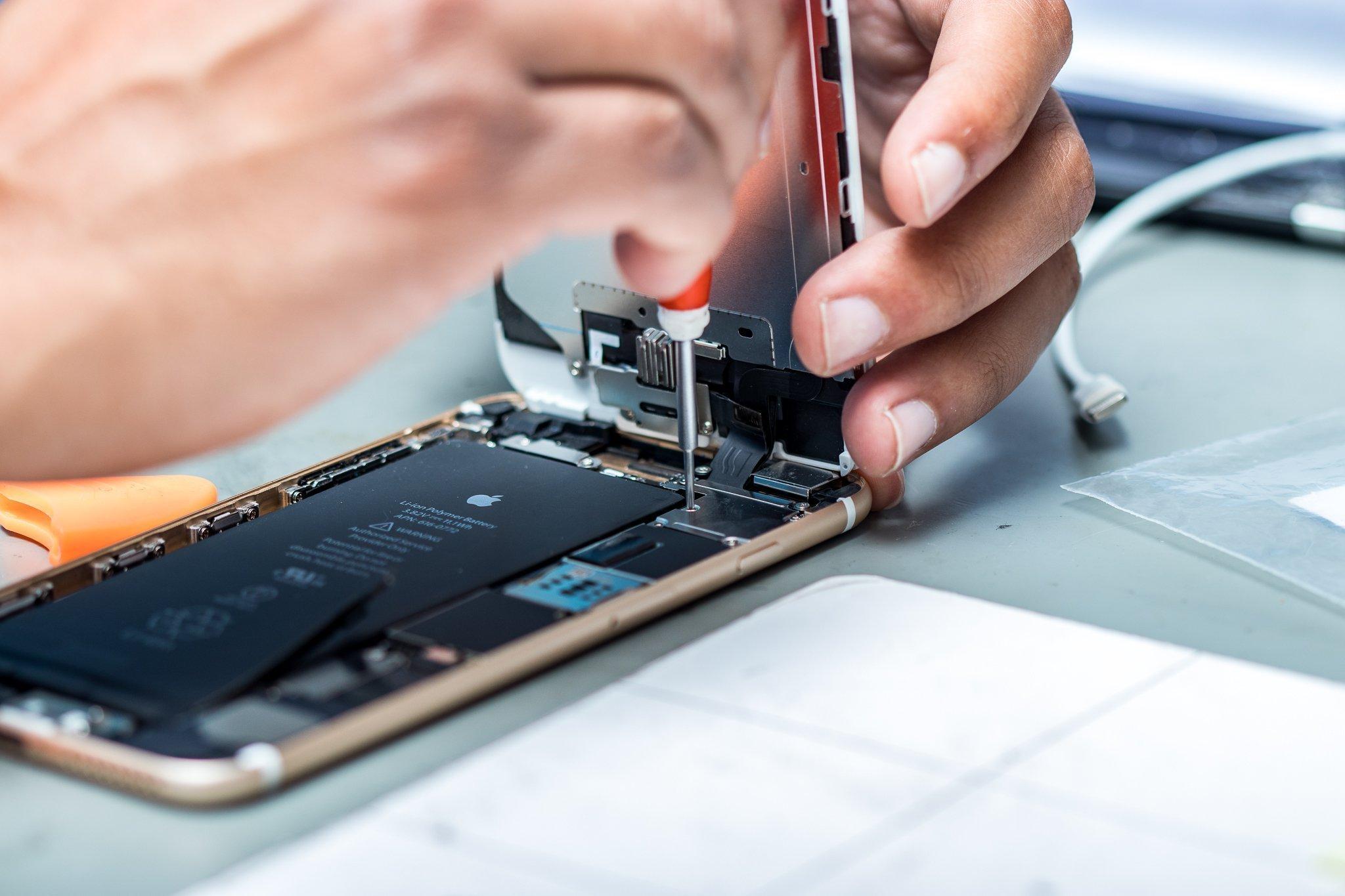 гарантийный ремонт айфона без чека