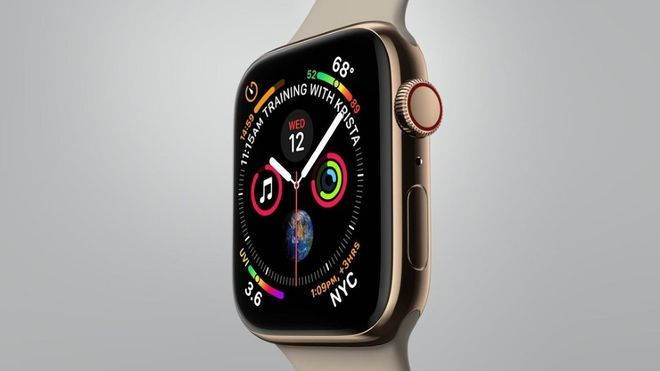 Apple Watch Series 5 получат OLED-дисплей от Japan Display
