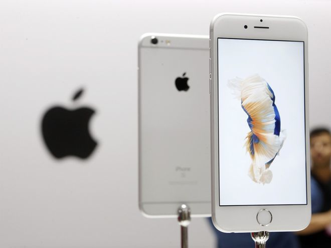 Apple бесплатно починит ваш iPhone 6s и iPhone 6s Plus
