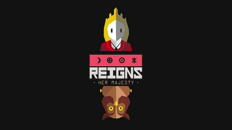 Игра дня: Reigns: Her Majesty. Просто свайпай!