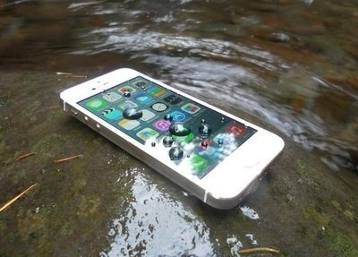 Large impervious invisible waterproofing iphone1