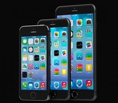Large iphone 5s 6