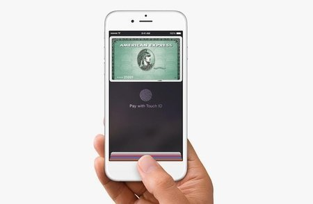Large apple pay