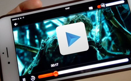 Large best video player iphone 6s