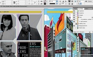 Adobe Comp CC - карманный inDesign [Free]