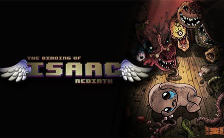 Large content the binding of isaac rebirth