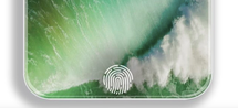 Small iphone 8 home button touch id1