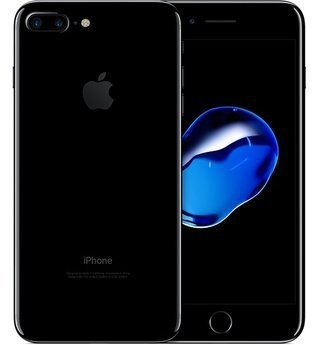 Large iphone7 plus jetblack select 2016