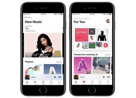 Large content apple music generic image