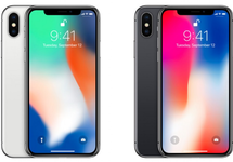 Small content iphone x color variants