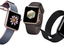Small content apple watch trio
