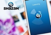 Small content shazam iphone