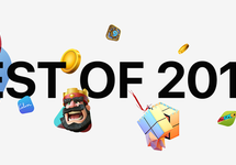 Small content app store best of 2017 teaser
