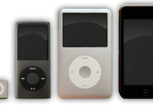 Small content ipods