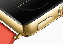 Small content apple watch gold edition